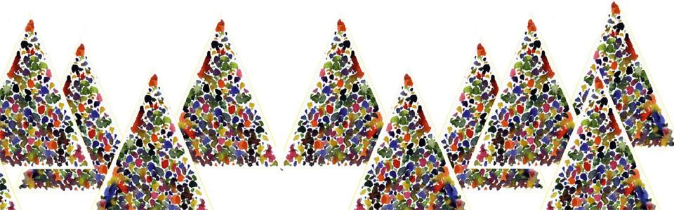 Weihnachtsbaum 2011 gemeinsam unterwegs mit christus zu den menschen - Weihnachtsbaum modern ...